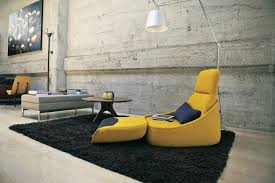 cool lounge furniture. Open Space With Concrete Walls For The Industrial Office Feel. \u201cHosu Encourages Spreading Out. Designed By Patricia Urquiola, This Unique Work Lounge Cool Furniture U