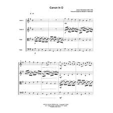 pachelbel canon violin sheet music pachelbel canon in d medici press shar music sharmusic com