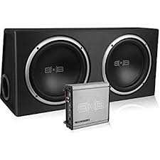 amazon com belva 1200 watt complete car subwoofer package this item belva 1200 watt complete car subwoofer package includes two 2 12 inch subwoofers in ported box monoblock amplifier amp wire kit bpkg212v2