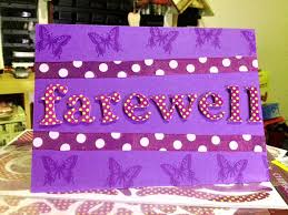 9 beautiful farewell party invitation cards design
