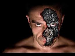 Image result for hominids to cyborg