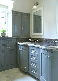 bathroom vanity hardware. Bath Cabinet Hardware Traditional Kitchen Bathroom With Bow Front Cabinets . Vanity