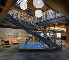 indeed new york office. seattle entrance indeed wa new york office