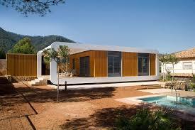 maison préfabriquée écologique