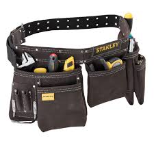 stanley stst1 80113 leather tool belt a