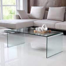 Living Room Coffee Table Sets Amazoncom Tangkula Coffee Table Tempered Glass Rectangle