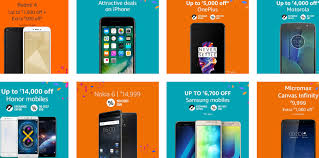 amazon offers on mobiles