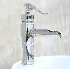water pump sink faucet s bas s water pump style vessel sink faucet