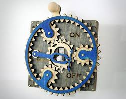 light switch covers. Overly Complex Light Switch Covers By Green Tree Jewelry (1)