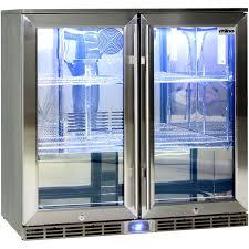 medium size of glass door refrigerator small beer bottle mini fridge used commercial freezer for home glass front cooler door