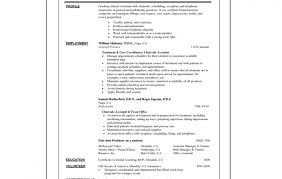 Best Dental Assistant Cover Letter For Resume Gallery Simple