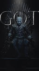 night king game of thrones season 8 poster iphone 7 6s 6 plus pixel xl one plus 3 3t 5