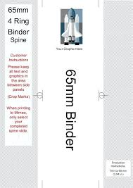 3 4 Inch Binders 3 Inch Binder Spine Plate Plates For Your 4 Ring Binders Three3