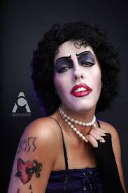 dr frank n furter makeup