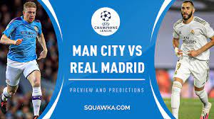 Man City vs Real Madrid live stream: Watch Champions League online (US)