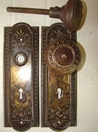 antique looking door knobs.  Door Robinson S Antique Hardware Brass Iron Door Knobs Within Knob Inspirations  12 Throughout Looking