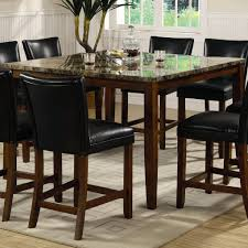 image of coaster bar table height