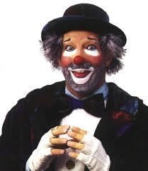 clown makeup picture