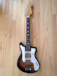 similiar vintage guyatone hollow body guitar keywords vintage guitar hunt 1960 s ibanez guyatone early solid body