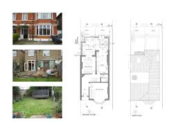 image result for old town house extension floor plan plans south simple house extension plans simple house extension design