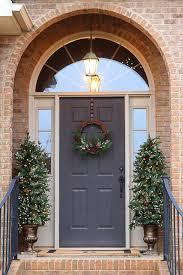 christmas front door decorationschristmasdecorationschristmas front door  Kevin  Amanda