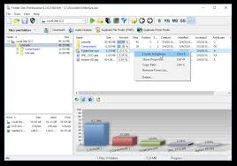 Folder Size Screen Shots