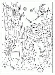 Coloriage Magique Spiderman En Ligne Meilleure Page Colorier