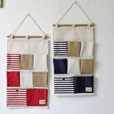 portable wall pocket organizer