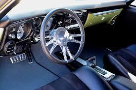 1969 chevrolet chevelle malibu interior