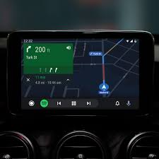 Android 8 Design Google Updates Android Auto Design With New Default Dark