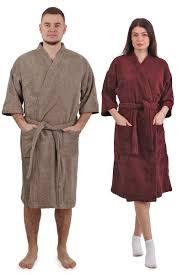 <b>Вафельные</b> и махровые мужские <b>халаты</b> оптом от производителя