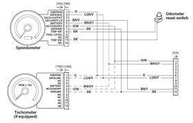 tachometer wiring diagrams wiring diagram and schematic design collection 4 in 1 tachometer wiring pictures wire diagram images