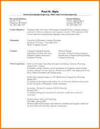 Resume Sample For Fresh Graduate Architecture Resume Ixiplay