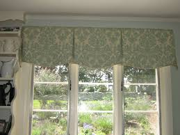 Window Curtain Box Design Soft Valance With Pleats Google Search Window Treatments