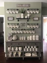 office coffee stations. Coffee Bar Station Idea And Inspiration For DIY Office Stations N