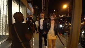 Alissa Violet New Boyfriend?! 街拍小訪 ...
