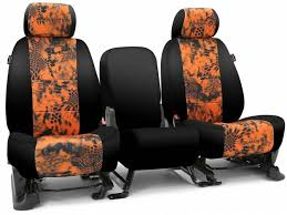 skanda neosupreme kryptek inferno black camo seat covers