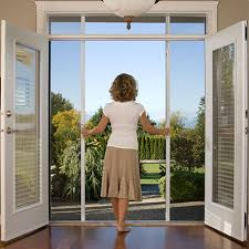 phantom retractable screen door. Retractable Screens Island Glass Bermuda Throughout Phantom Screen Pertaining To Doors Design 9 Door P
