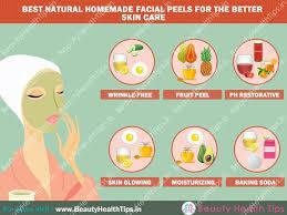 How to homemade facial