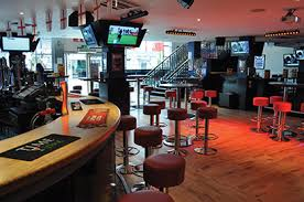 sound system for bar. oxfordshire-based realsound and vision installed a community sound system for cedar sports management ltd bar