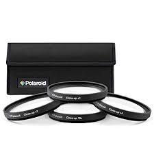 Buy Polaroid Optics <b>67mm</b> 4 Piece <b>Close Up</b> Filter Set (+1, +2, +4, + ...