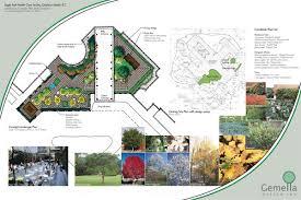 Landscape Design Presentation Board Landscape Presentation Board Landscape Landscape Concept