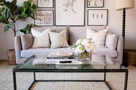 How To Style A Coffee Table The Everygirl Style Coffee Table ...
