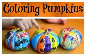 pumpkin coloring ideas super simple pumpkin decorating coloring pumpkins in lieu on easy pumpkin pretzels