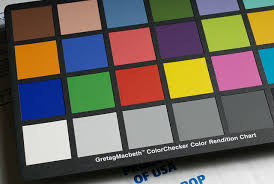 Gretagmacbeth Colorchecker Chart Gretagmacbeth Colorchecker My Trusty Colorchecker For Sett