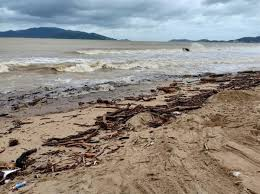 Image result for bãi biển nha trang 2018