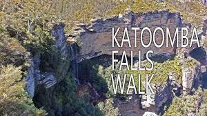 Katoomba Falls Walk in Blue Mountains ...