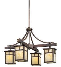 indoor outdoor chandelier 4lt