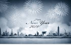 happy new year 2016 with fireworks. Exellent New Fireworks 3d Wallpaper Happy New Year 2016 To New Year With