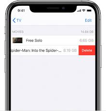 This is the fastest and simplest way to delete apps from your phone: Delete Music Movies And Tv Shows From Your Device Apple Support
